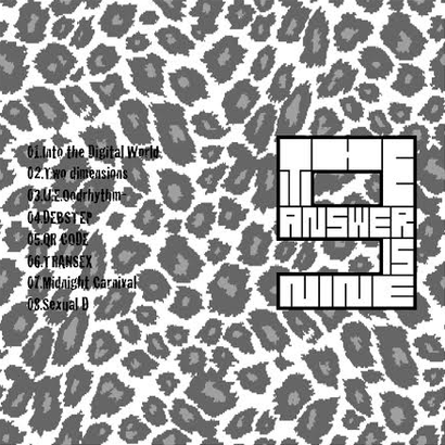 ダウンロード版  First mini album 『The Answer is Nine』 First mini album 『The Answer is Nine』