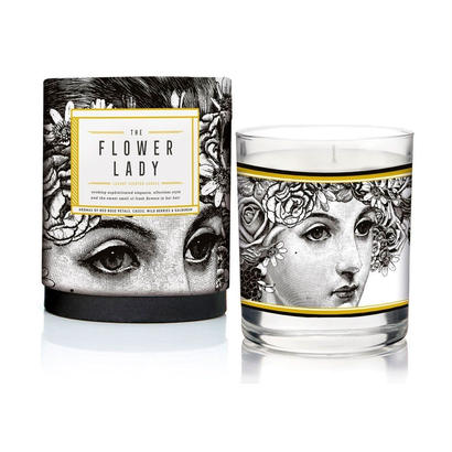 当店直輸入品/イギリス生まれのキャンドル Chase & Wonder THE FLOWER LADY LUXURY SCENTED CANDLE