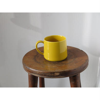 ドーのマグカップ スリム  イエロー