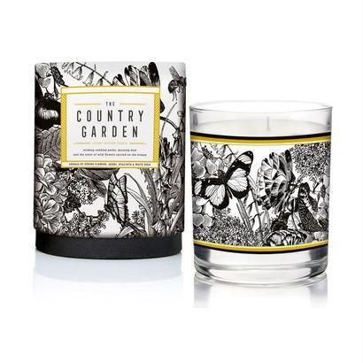 当店直輸入品/イギリス生まれのキャンドル Chase & Wonder THE COUNTRY GARDEN LUXURY SCENTED CANDLE