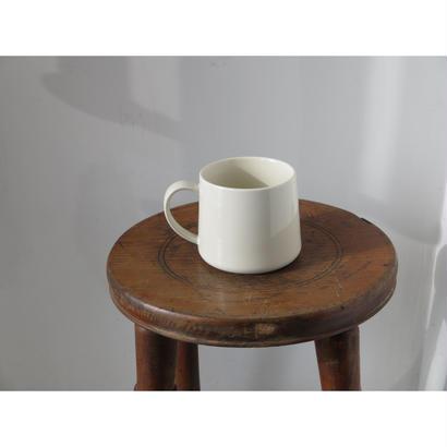 ドーのマグカップ スリム  ホワイト