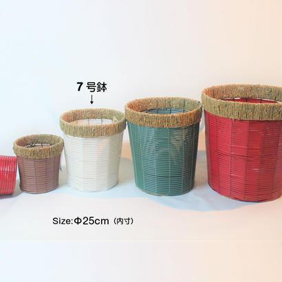 【7号】らくらく鉢カバー  本体価格¥1080 税込卸価格⇒