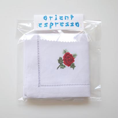 acco | 刺繍ハンカチ