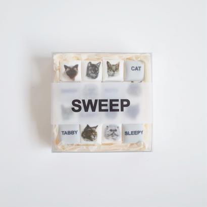 THUMB AND CAKES  | Cat Sugar Cube Box