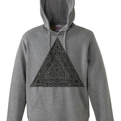 APSU ピラミッドパーカー