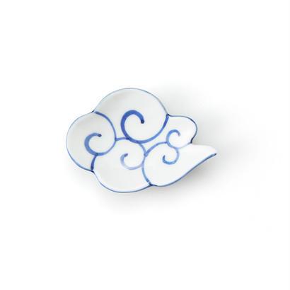 筋斗雲 雲型豆小皿