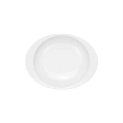 白磁 −極上のカレー皿【小】−