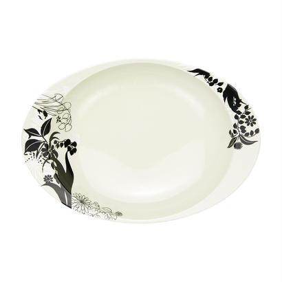 シルエット −極上のカレー皿【大】−