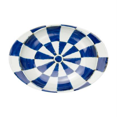 チェッカー −極上のカレー皿【大】−