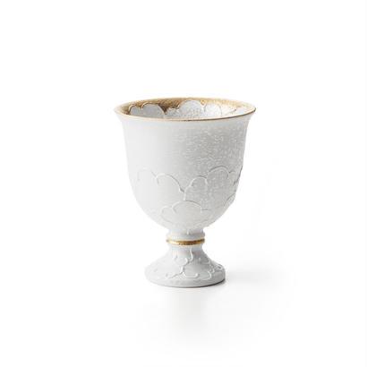 パール牡丹(ゴールド)ワインカップ