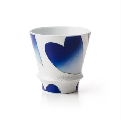 バレンタイン(青)−至高の焼酎グラス−