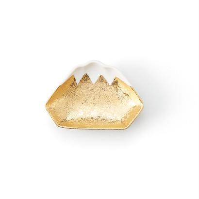 金箔富士 豆皿
