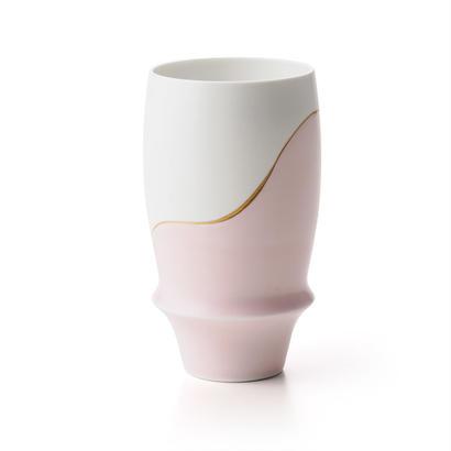 プロスト(ピンク)−プレミアムビアグラス−