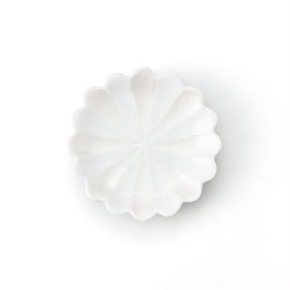 パール菊 手塩皿