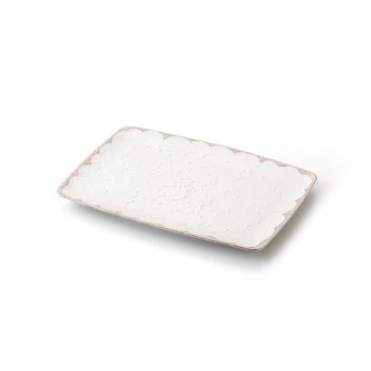 パール牡丹(プラチナ) パンプレート