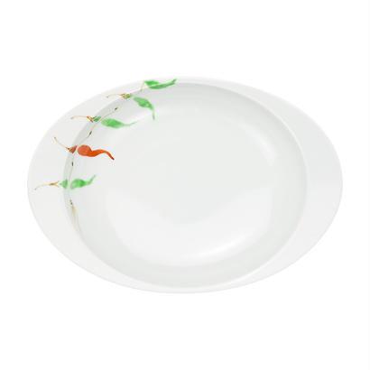 レッドペッパー −極上のカレー皿【大】−