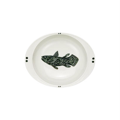 シーラカンス −極上のカレー皿【小】−