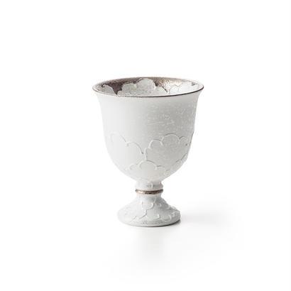パール牡丹(プラチナ)ワインカップ