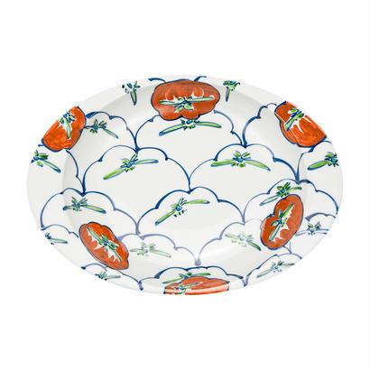 トマト −極上のカレー皿【大】−