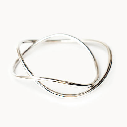 Double Bangle - art. 1602B41010