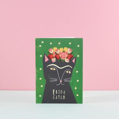 Niaski フリーダ・キャトロ・カード(Frida Catlo Card)