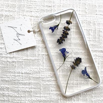 フローラル i phone 6/6S case (ホワイト)⑦