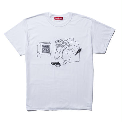 TEE (DOWN NOT OUT) WHITE