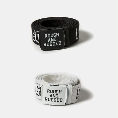 ROUGH AND RUGGED MIL BELT BLACK