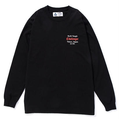 L/S BUILT TOUGH TEE
