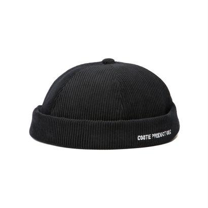 Corduroy Thug Cap