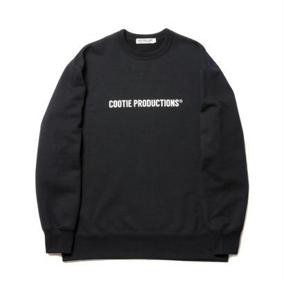 Print Crewneck Sweatshirt (COOTIE LOGO)