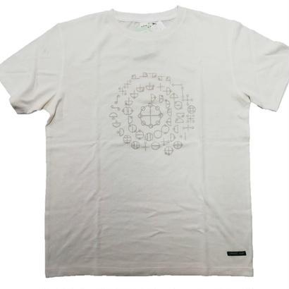 【ディスカウント】カタカムナ 麻生地 クリーム テラヘルツ100% Lサイズ