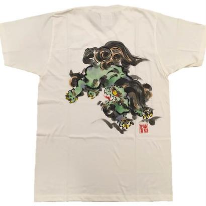 【ディスカウント商品】とび獅子 緑 Sサイズ