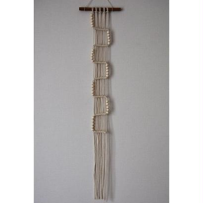 macrame tapestry 1605-01