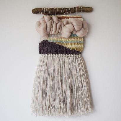 【再入荷】weaving mokomoko
