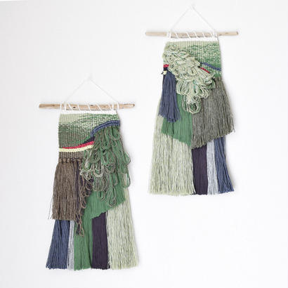 【Exhibition in】weaving 蔦