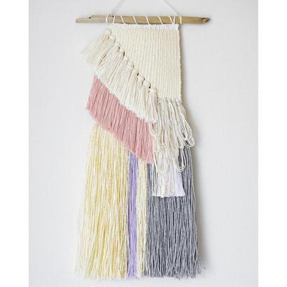 weaving 桜草