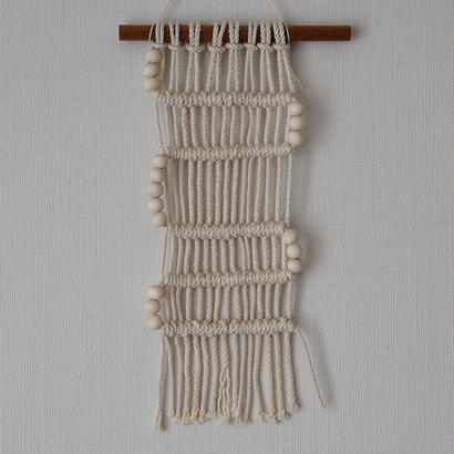 macrame tapestry 1605-02