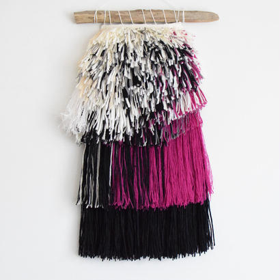 【Exhibition in】weaving pink!