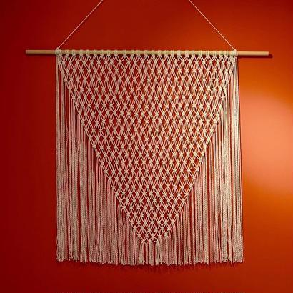 macramé tapestry