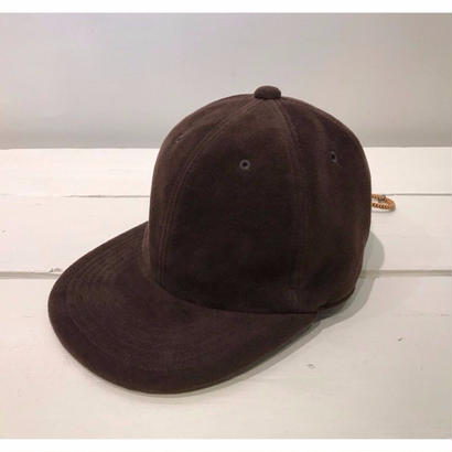 POWDER WOOL / COTTON W FACE  MASACA HAT × KI I T COLLABOLATION CAP