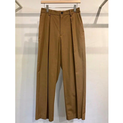 WIDE EASY TROUSERS