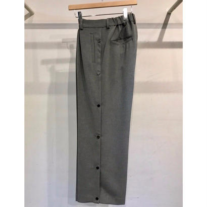 W CLOTH WIDE BASKET BALL TROUSERS