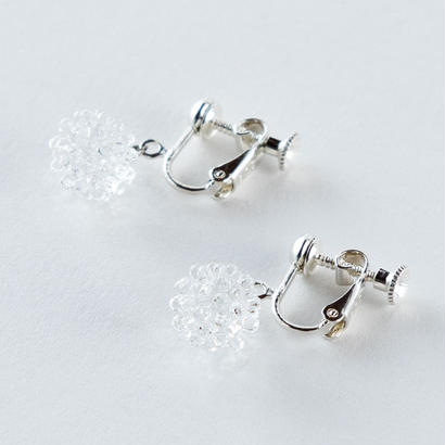 moucheture earring / 18-p46(e)