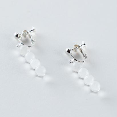 pluie earring / 18-p54(e)