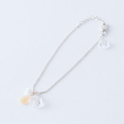 marble bracelet / 17-v4