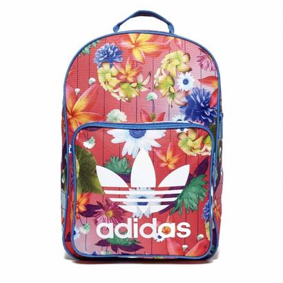 日本未入荷 adidas originals バックパック リュック 花柄