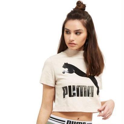 再入荷!puma ハイネック Tシャツ