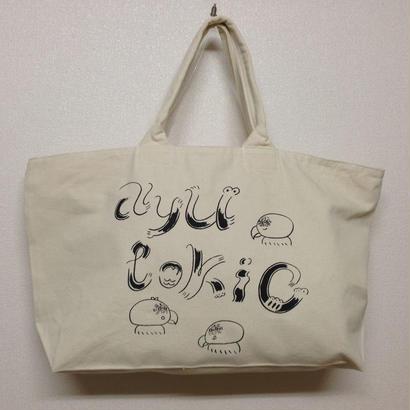 ayU tokiO 鳥ちゃんトートバッグ