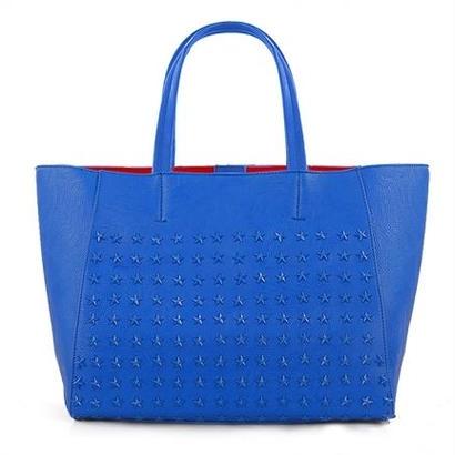 トレスター トートバッグ  Lサイズ ブルー